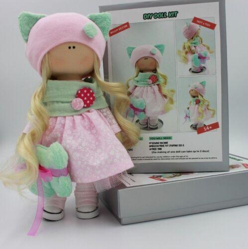 KIT FAI DA TE trarre le tue bambola di interni