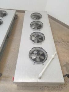 Krack Walk In Cooler Freezer Evaporator 4 Fan 194 Ebay