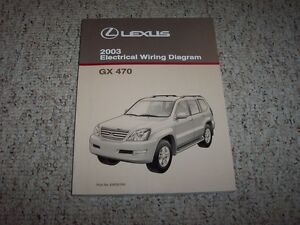 image is loading 2003-lexus-gx470-gx-470-factory-original-electrical-