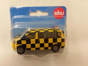 Siku-hamburgo-Airport-rareza-siku-1419-1070-1338-VW-t5-VW-Transporter-nuevo