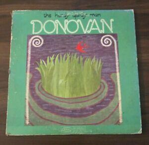 Donovan-The-Hurdy-Gurdy-Man-Vinyl-LP-Record-1968-VG-Free-Shipping