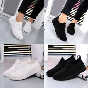 Women-039-s-Outdoor-Sports-Shoes-Fashion-Breathable-Casual-Running-Shoes-Sneakers