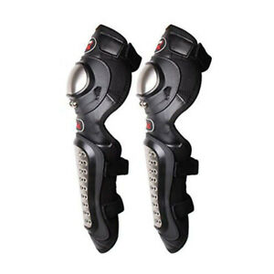 Genou-Bloc-Moto-Racing-Motocross-Protection-Protection-Rouleau-Patinage