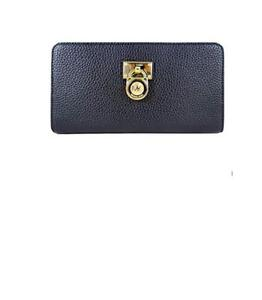 42df468d7010 Image is loading Michael-Kors-Hamilton-Traveler-Large-Zip-Around-Leather-