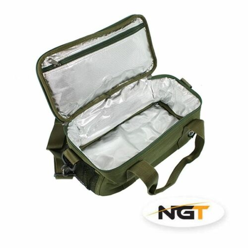 464 For Kettle  Gas Stove Carp Fishing Tackle Bivvy Insulated Brew Kit Bag