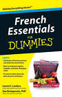 French Essentials For Dummies by Zoe Erotopoulos, Laura K. Lawless (Paperback, 2011)