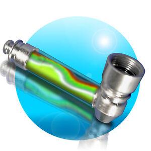 Tabakpfeife-Metallpfeife-Pipe-Edelstahlsieb-Tabackpfeifen-Pfeifen-Pipes