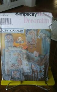 Oop-Simplicity-Daisy-Kingdom-8115-nursery-accessories-quilt-diaper-stacker-NEW