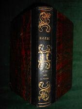 § Honoré de BALZAC, Le Lys dans la Vallée (1842) - Première édition in-12 §