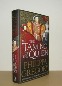Philippa-Gregory-The-Taming-of-the-Queen-1st