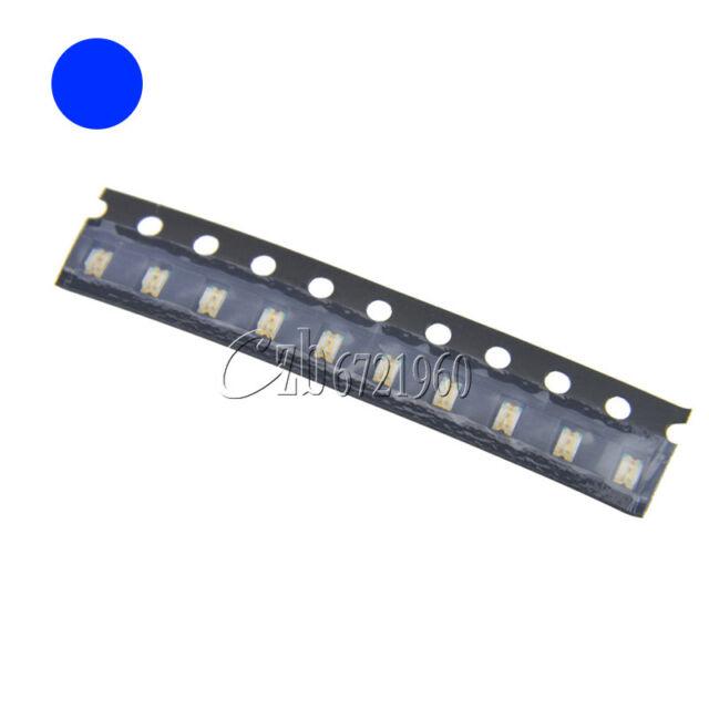 100PCS Blue 0805 SMD SMT Super Bright LED