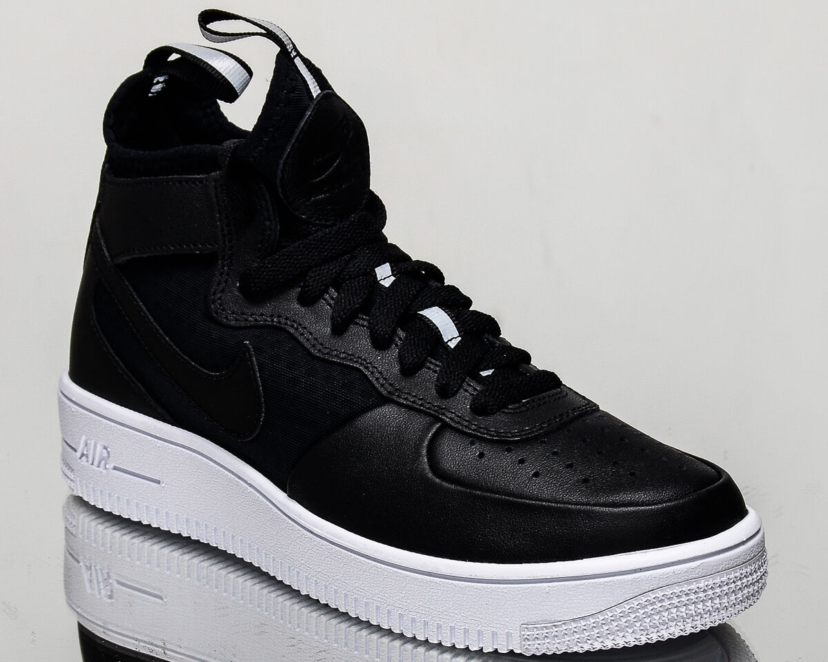 Nike WMNS Air Force 1 Ultra Force Mid women lifestyle sneakers black 864025-001