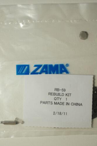 GENUINE ZAMA CARBURETOR REPAIR KIT # RB-59 for C1U series carburetor