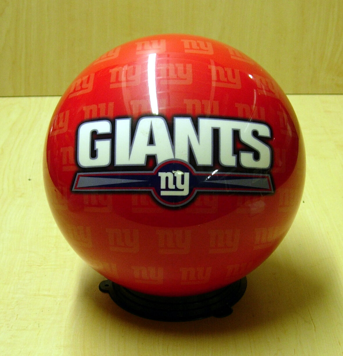 = 14TW 2.4 Retired 2010 Style OTB VIZ-A-BALL NFL New York GIANTS Bowling Ball