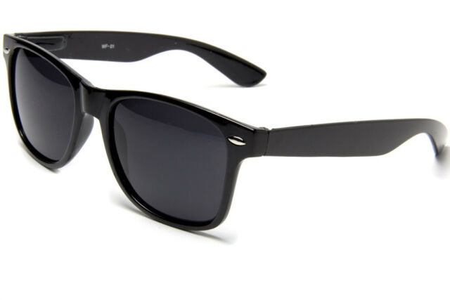 6eaa62084f 1 Black Blues Brother Style Sunglasses Free Shipping!