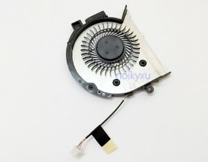 Details about New For HP ENVY x360 15-bq210nr 15-bq213cl 15-bq275nr CPU FAN  With Therma grease