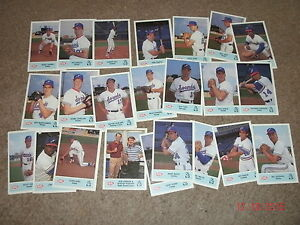 Details About 1987 Nashville Sounds Baseball Card Set26rob Dibblejeff Treadwaysabo