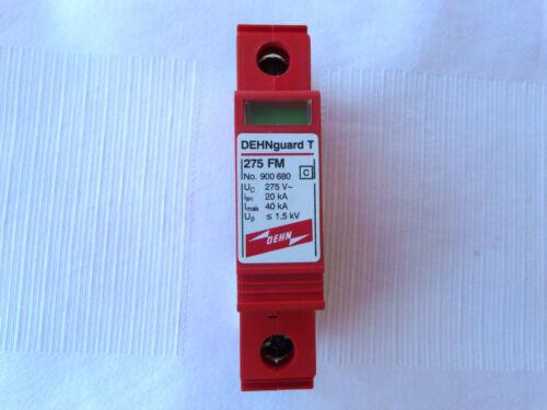 1 DEHN DEHNguard T 275  900670 NEU Überspannungsableiter 900 670 FM  geprüft