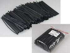 100 Stück Set Schrumpfschläuche Isolierschlauch-Sortiment 100-tlg in Box