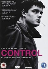 Control (2007) Joy Division | Ian Curtis | Anton Corbijn | New | Sealed | DVD