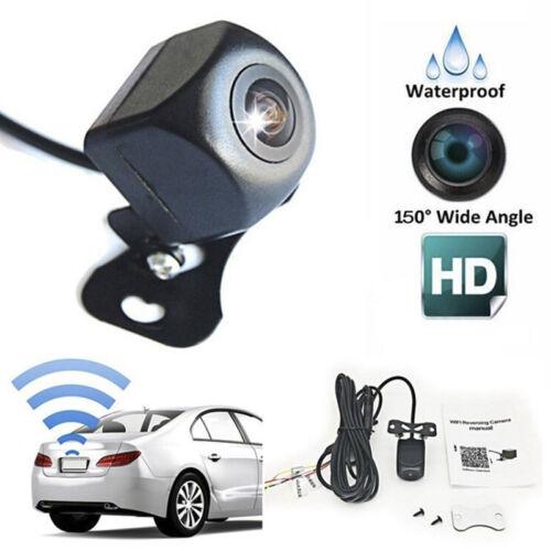 Caméra de recul caméra de recul caméra de recul sans fil WiFi 150 ° WiDI NB