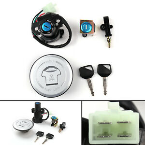 Contacteur-D-039-Allumage-Gaz-Bouchon-Verrou-Pour-Honda-XLV650-XL650-Transalp-00-06