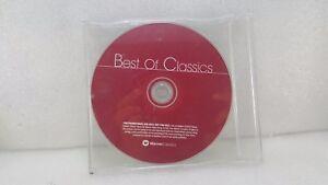 Best-of-classics-warner-classics-music-PROMOTIONAL-2002-cd-FREE-UK-SHIPPING