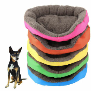 Pet-Dog-Cat-Kennel-House-Soft-Washable-Warm-Mat-Bed-Puppy-Cushion-Blanket-Kitten
