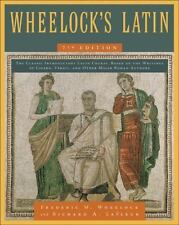 Wheelock's Latin by Frederic M. Wheelock and Richard A. LaFleur (2011, Paperback, Revised)