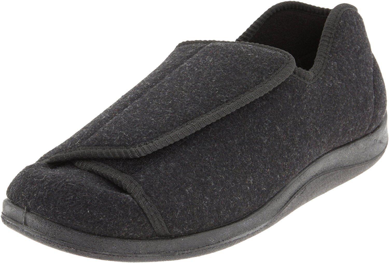 Foamtreads Men's Doctor Extra Wide Slippers