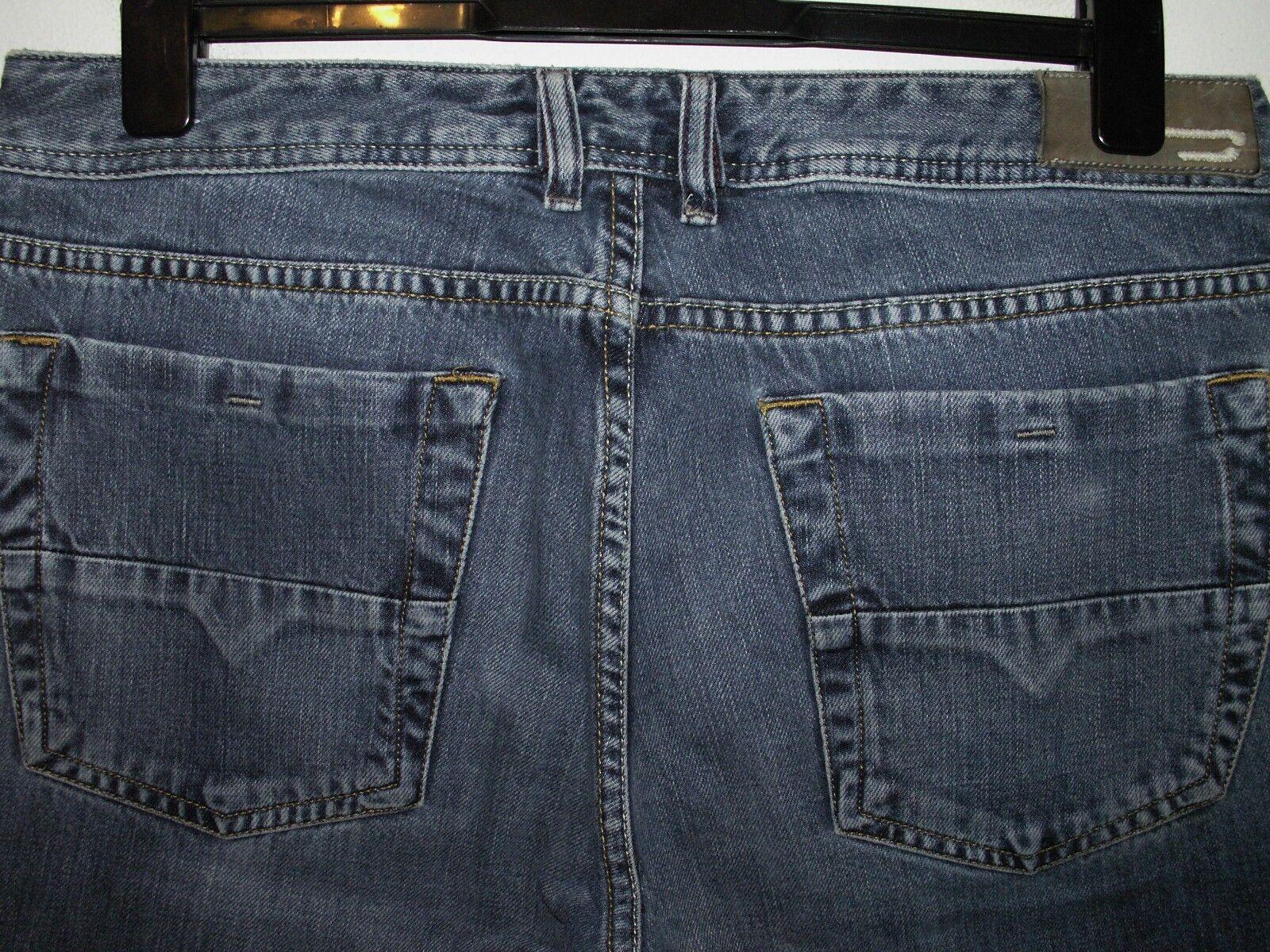 394baf4e Diesel zathan bootcut jeans wash 00701 W34 L34 (a1993) oblnlx1973 ...