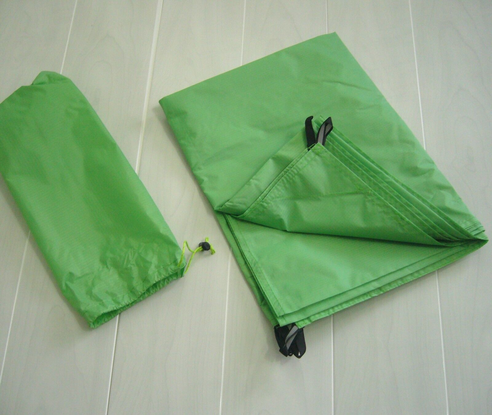 2 on Groundsheet-Camping/Backpacking Tent Groundsheet-Camping/Backpacking on 210 cm x 140 cm 246 G, HSH 6000 mm 184edc