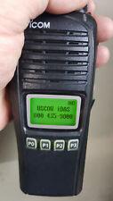 Icomf3261dsrailroadfirmwarevhfradio Portable Gen 2