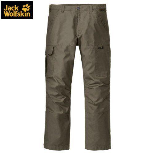 Jack Wolfskin Whitehorse Pants señores sumamente resistente pantalones senderismo