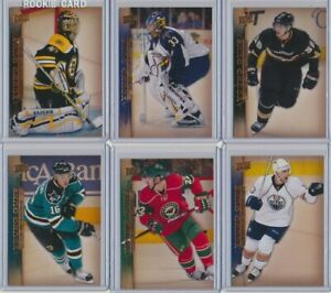 2007-08-Upper-Deck-Series-2-YOUNG-GUNS-Rookie-U-Pick-COMPLETE-YOUR-SETS