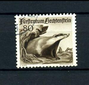 Liechtenstein 251 timbrato #g832