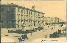 CARTOLINA d'Epoca BARI Città  - Reale Prefettura