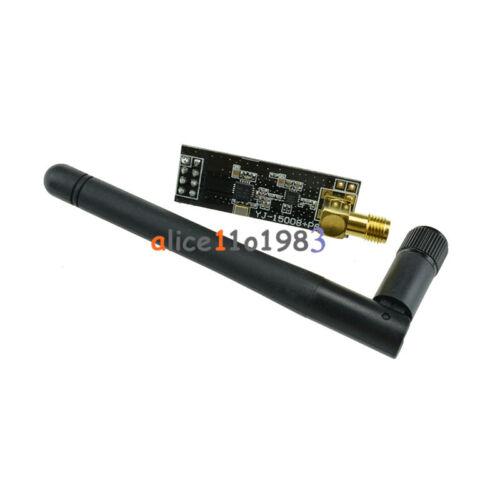 NRF24L01+PA+LNA SMA Antenna Wireless Transceiver communication module 2.4G DE