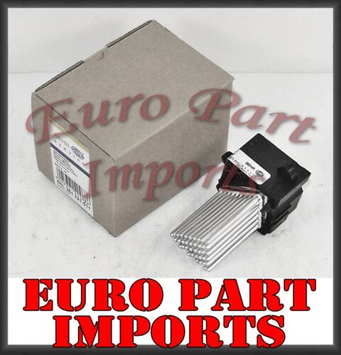 BMW Blower Final Stage Unit E39 525 528 530 540 M5 2041 HELLA OEM Quality