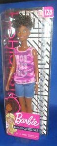 Barbie-Coleccionista-Fashionistas-128-Rojo-Aa-Muneca-Barbie-Nuevo