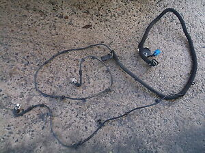 VAUXHALL-MERIVA-REAR-ABS-WIRING-HARNESS-CABLE-PLUGS-2003-2010