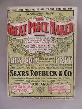 Sears CATALOG - 1905