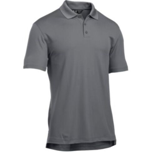 Polo Shirt Size S-3XL Under Armour 1279759 Men/'s UA Tactical Performance UPF 30