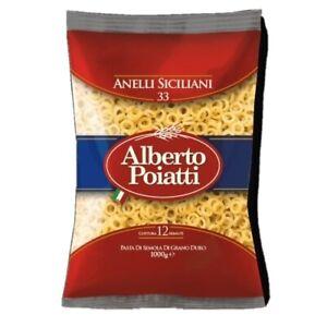Pasta-Anellini-Siciliani-Alberto-Poiatti-grano-100-Siciliano-Anelletti-Anelli