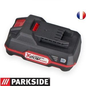 Batterie-NUE-20V-Capacite-2-Ah-X20V-TEAM-PARKSIDE