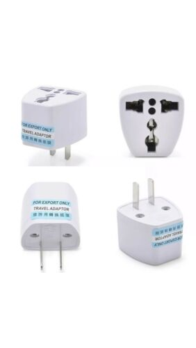 NEW CHINA EUROPE EU to US TRAVEL CHARGER ADAPTER CONVERT AC POWER PLUG SOCKET