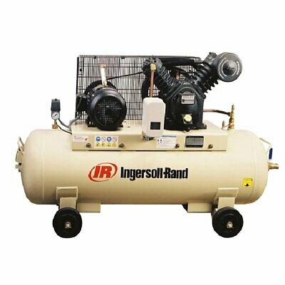 Ingersoll Rand 3hp 2-stage Electrical Air Compressor 2340k3/12 Other Air Compressors Hydraulics, Pneumatics, Pumps & Plumbing