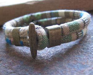Ethno-Armband-bunt-Surfer-beige-Herren-Damen-gruen-Herrenarmband-Damenarmband-neu