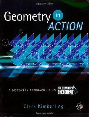 Geometry in Action : A Discovery Approach Using the Geometer's Sketchp-ExLibrary