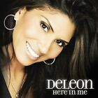 Here in Me * by DeLeon (CD, Sep-2008, Arrow Records)
